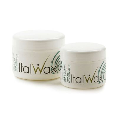 After wax cream skin PH recovery
