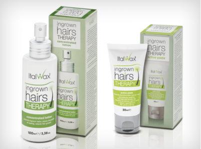 INGROWN HAIRS THERAPY